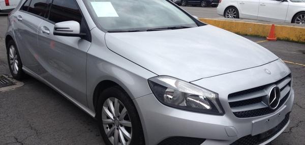 Mercedes Benz Clase A Llantas 12