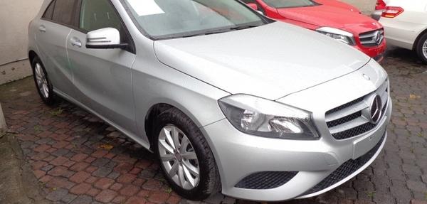 Mercedes Benz Clase A Atrás 15