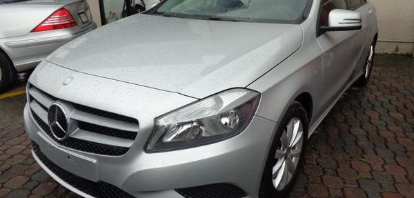 Mercedes Benz Clase A Tablero 11