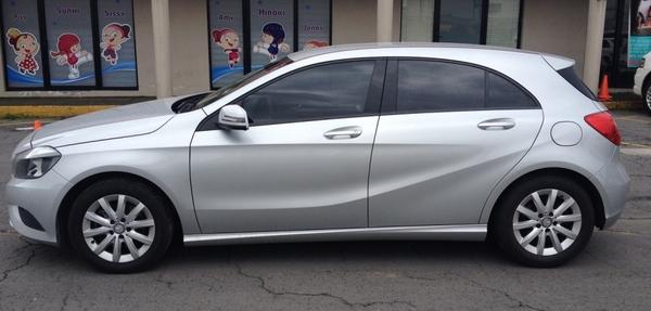 Mercedes Benz Clase A Llantas 9