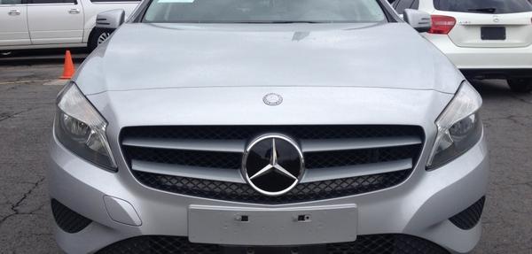 Mercedes Benz Clase A Interior 7