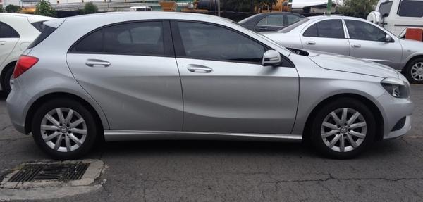 Mercedes Benz Clase A Llantas 5