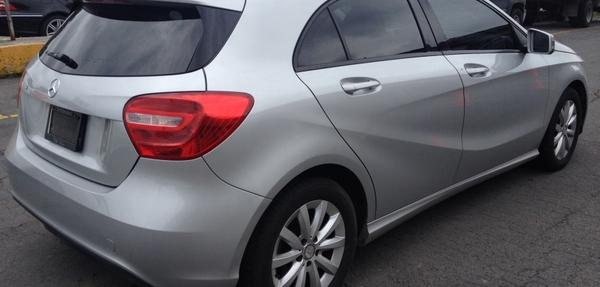 Mercedes Benz Clase A Tablero 6