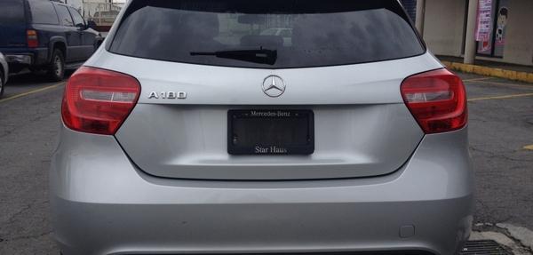 Mercedes Benz Clase A Asientos 3