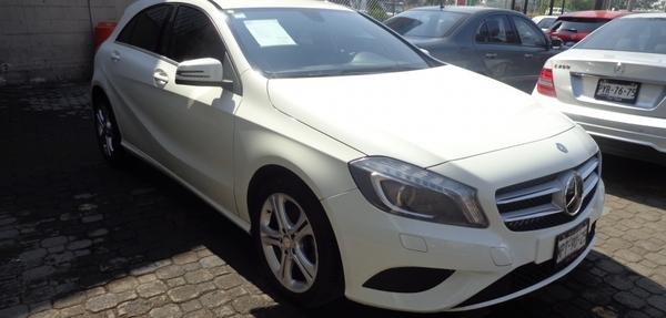 Mercedes Benz Clase A Arriba 13