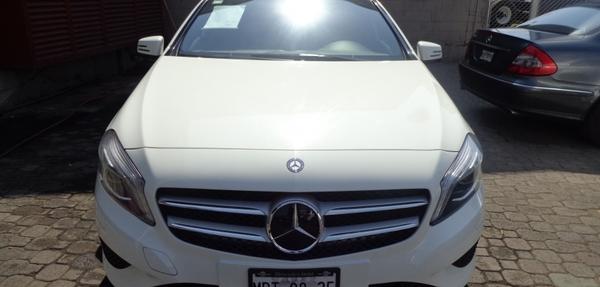 Mercedes Benz Clase A Tablero 12