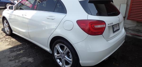 Mercedes Benz Clase A Tablero 10