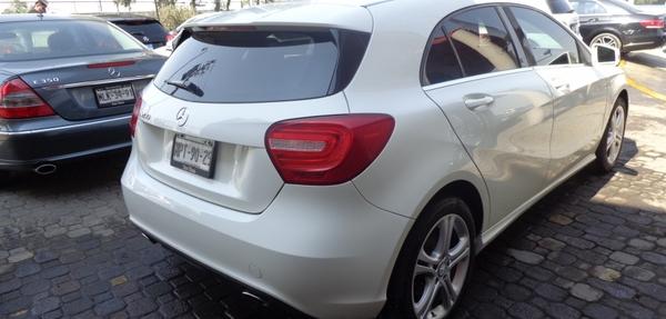 Mercedes Benz Clase A Tablero 9