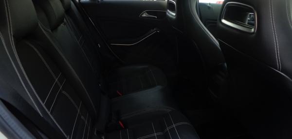 Mercedes Benz Clase A Arriba 7