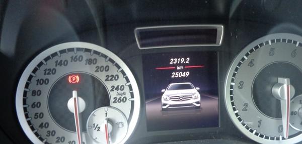 Mercedes Benz Clase A Interior 5