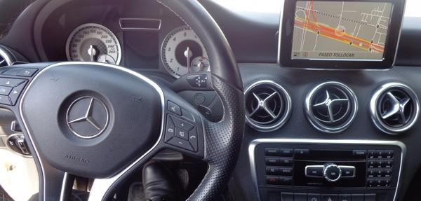 Mercedes Benz Clase A Lateral izquierdo 2
