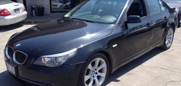 BMW Serie 5 Atrás 11