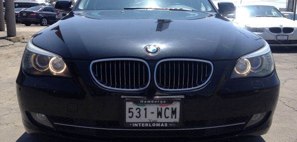 BMW Serie 5 Lateral izquierdo 10