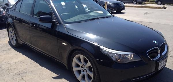 BMW Serie 5 Lateral derecho 9