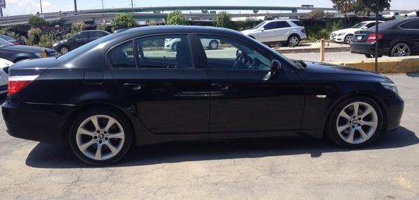 BMW Serie 5 Interior 7
