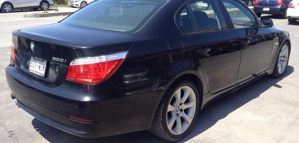 BMW Serie 5 Arriba 8