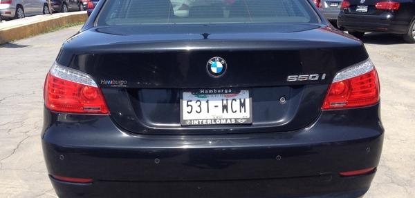 BMW Serie 5 Llantas 6