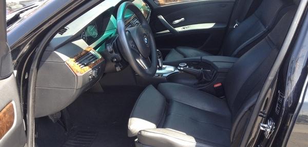 BMW Serie 5 Arriba 5