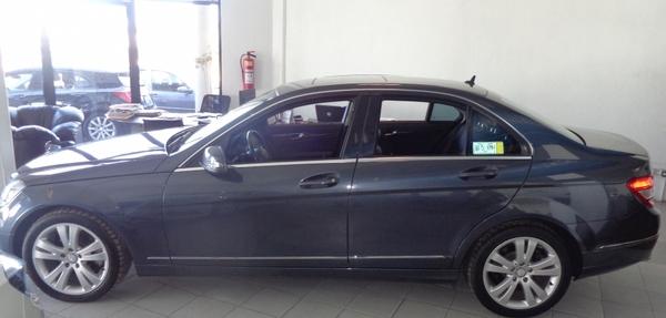 Mercedes Benz Clase C Tablero 8