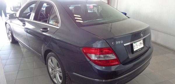 Mercedes Benz Clase C Frente 7