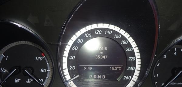 Mercedes Benz Clase C Asientos 2