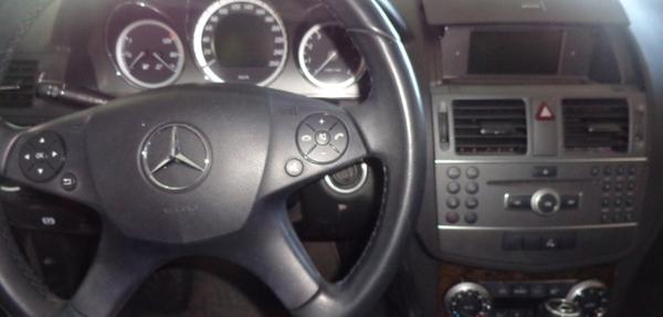 Mercedes Benz Clase C Frente 1