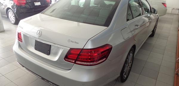 Mercedes Benz Clase E Interior 10
