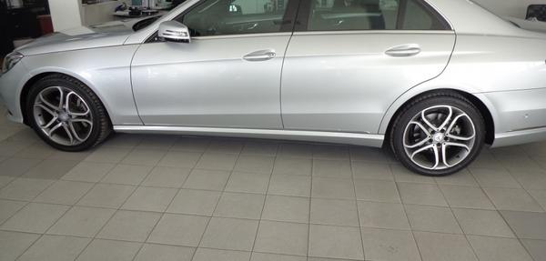 Mercedes Benz Clase E Tablero 12