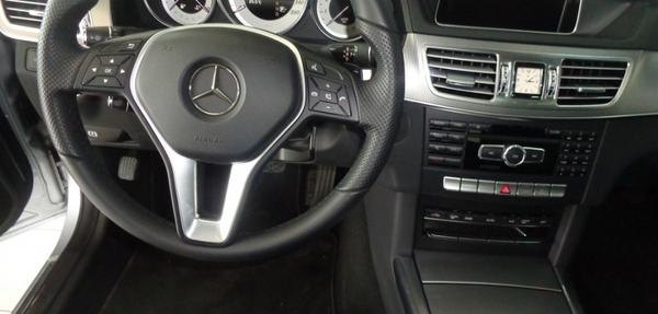 Mercedes Benz Clase E Atrás 6