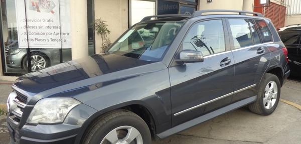 Mercedes Benz Clase GLK Asientos 13