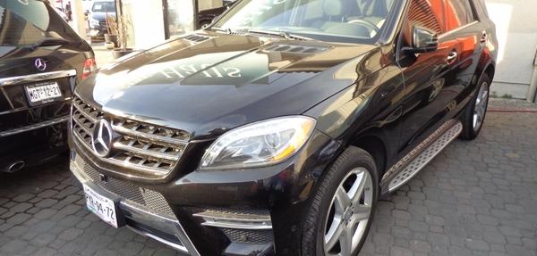 Mercedes Benz Clase M Asientos 14