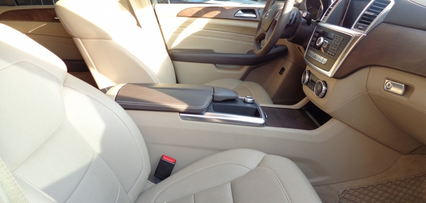 Mercedes Benz Clase M Asientos 11