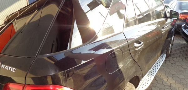Mercedes Benz Clase M Tablero 10