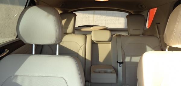 Mercedes Benz Clase M Arriba 1