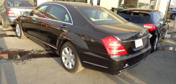 Mercedes Benz Clase S Llantas 14