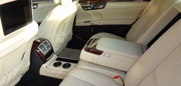 Mercedes Benz Clase S Lateral izquierdo 11