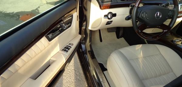 Mercedes Benz Clase S Atrás 10