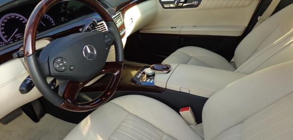 Mercedes Benz Clase S Frente 9