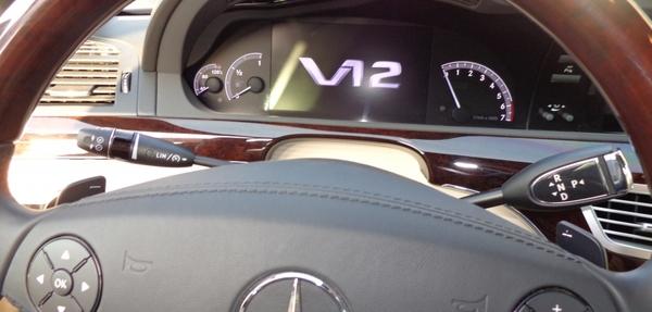 Mercedes Benz Clase S Lateral izquierdo 6