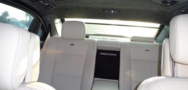 Mercedes Benz Clase S Llantas 1