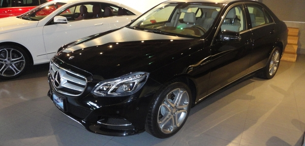 Mercedes Benz Clase E Frente 6