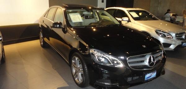 Mercedes Benz Clase E Asientos 5