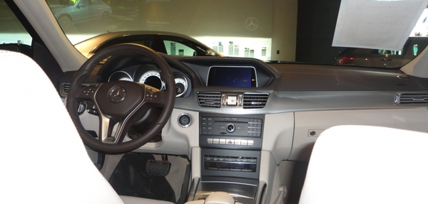Mercedes Benz Clase E Asientos 3