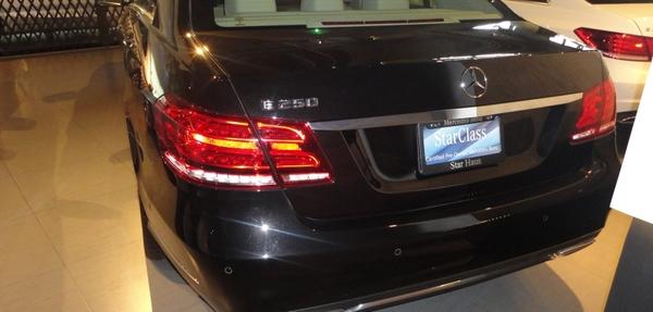 Mercedes Benz Clase E Llantas 2