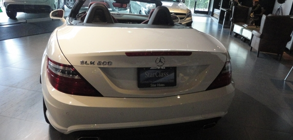 Mercedes Benz Clase SLK Llantas 9