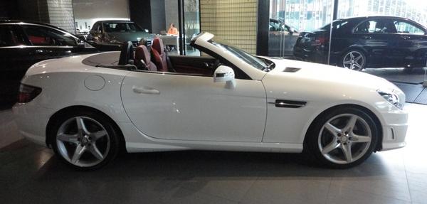 Mercedes Benz Clase SLK Asientos 5
