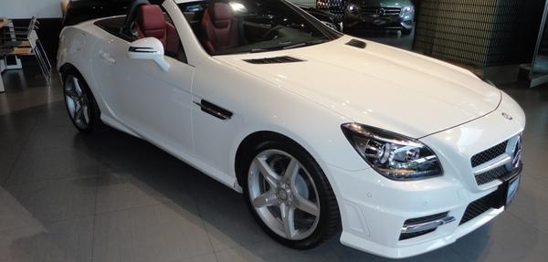 Mercedes Benz Clase SLK Arriba 6
