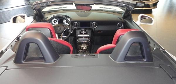 Mercedes Benz Clase SLK Asientos 3