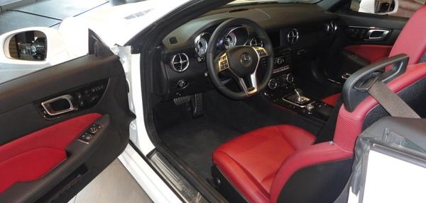 Mercedes Benz Clase SLK Atrás 2