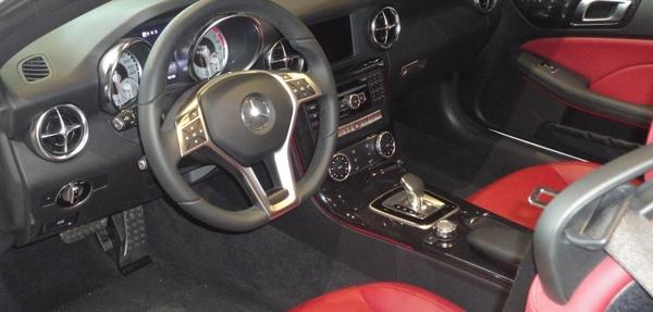 Mercedes Benz Clase SLK Interior 1